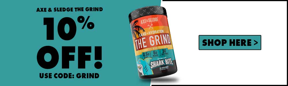 Axe & Sledge The Grind Special