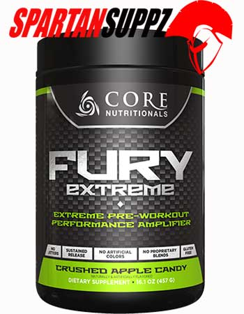 Core Nutritionals Fury Extreme