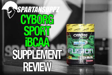 Cyborg Sport iBCAA Fusion Review