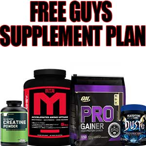 Free Guys Supplement Plan