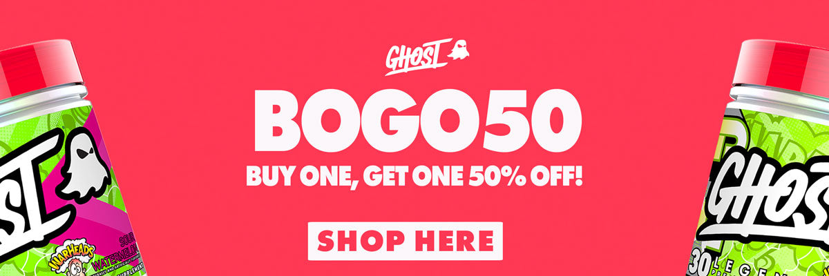 Ghost Legend BOGO