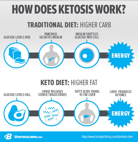 How Ketosis works?