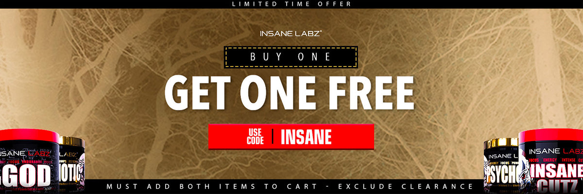 Insane Labz Supplements Spartansuppz