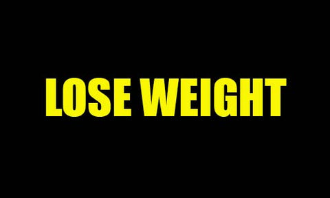 Lose Weight Free Plan