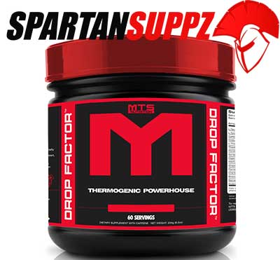 MTS Nutrition Drop Factor Powder