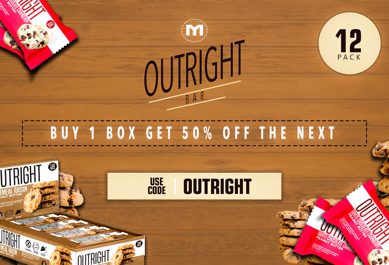 MTS Nutrition Outright Bars