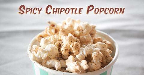 Spicy Chipotle Popcorn