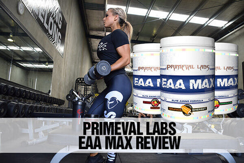 Primeval Labs EAA Max Review