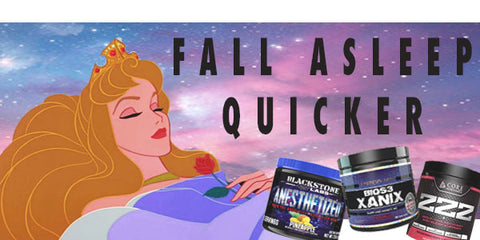 Fall Asleep Quicker