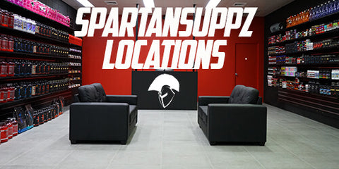 Spartansuppz Locations