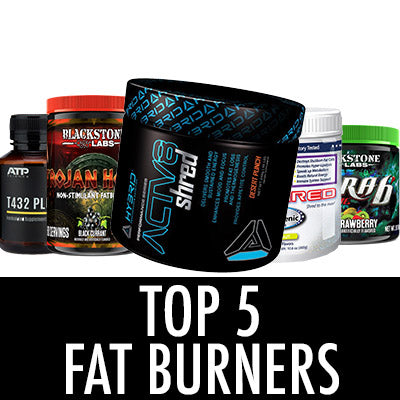 Top 5 Fat Burners 2016