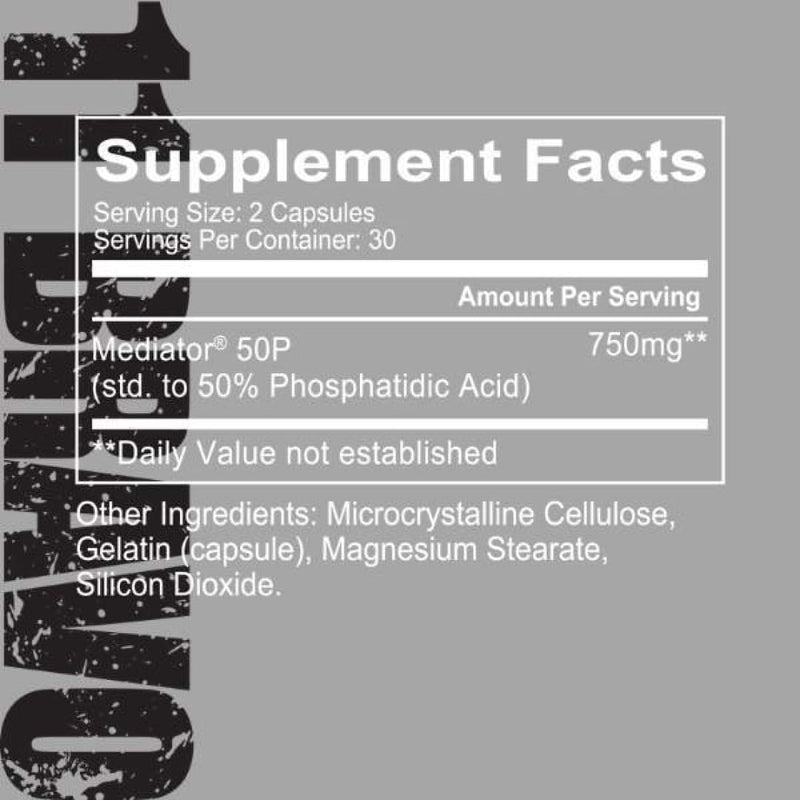 11 Bravo Redcon1 Supplement Facts