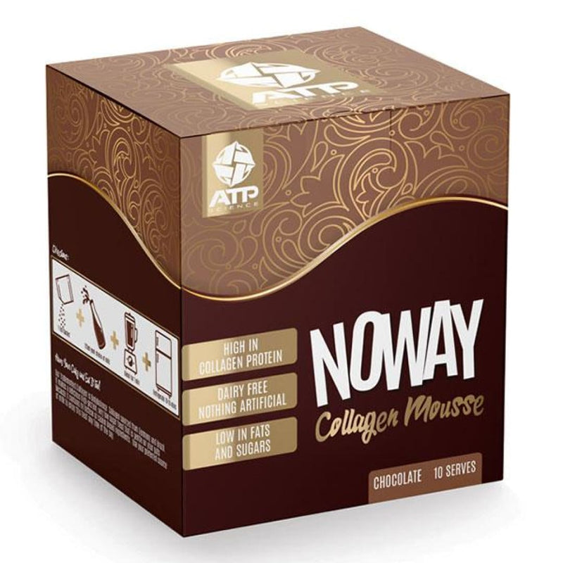 ATP Science Noway Collagen Mousse Chocolate Spartansuppz