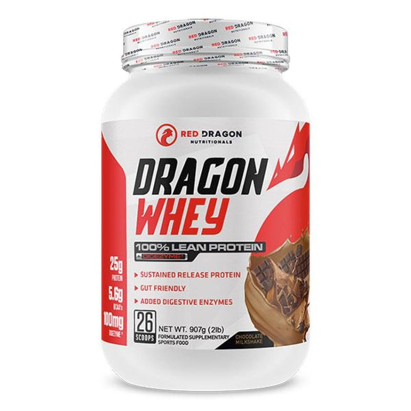 Red Dragon Nutritionals Dragon Whey 2lb Chocolate