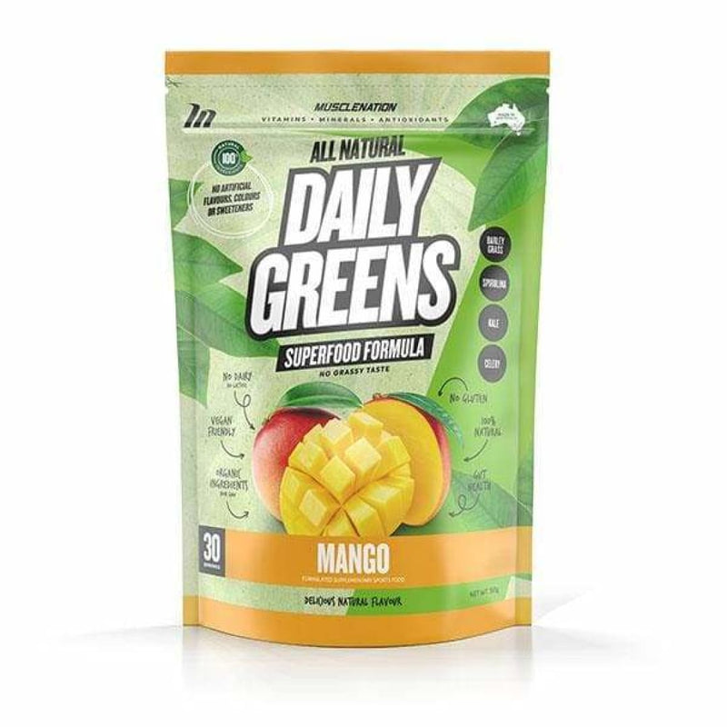 All Natural Daily Greens by Muscle Nation