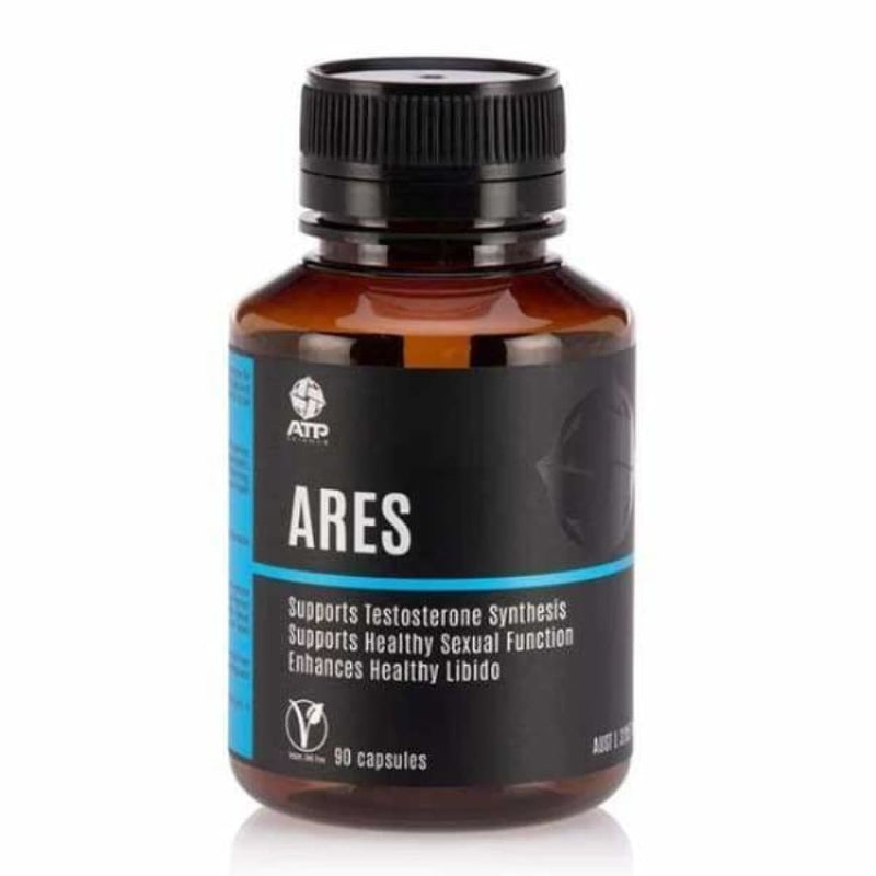 Ares by ATP Science | Hormone Support - Testosterone | Spartansuppz - Spartansuppz