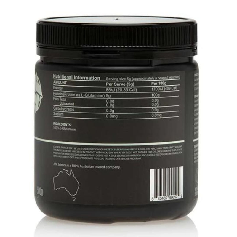 ATP Science L-Glutamine - Spartansuppz