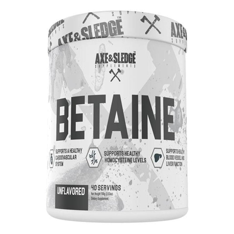 Betaine Anhydrous by Axe and Sledge