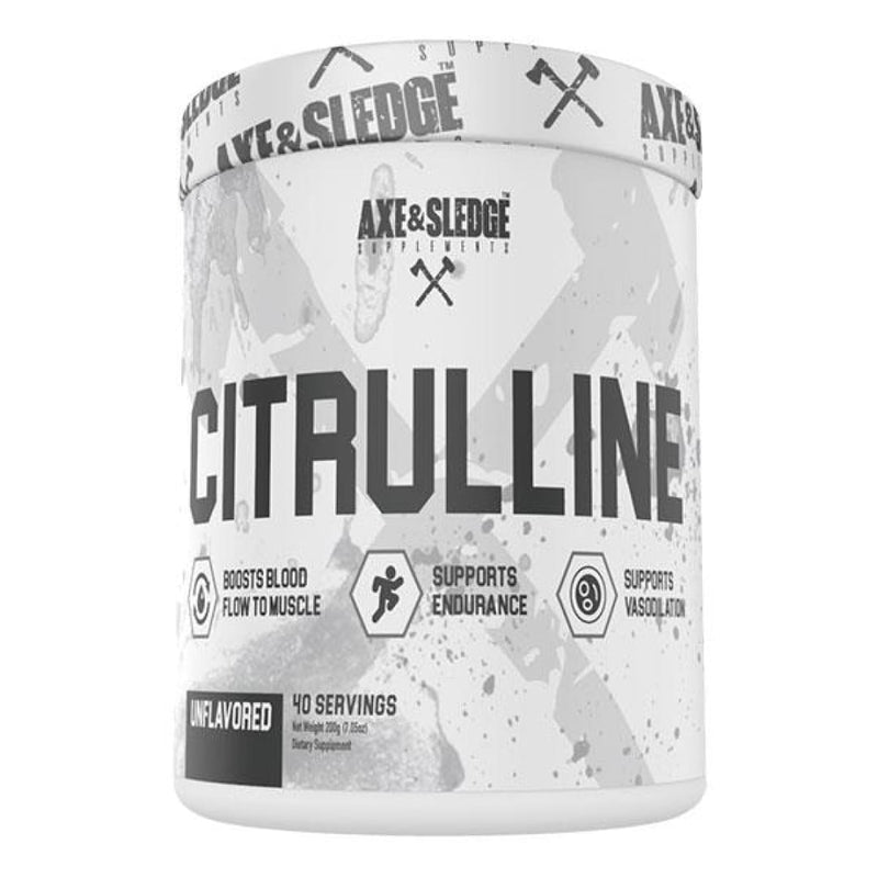 L-Citrulline by Axe and Sledge