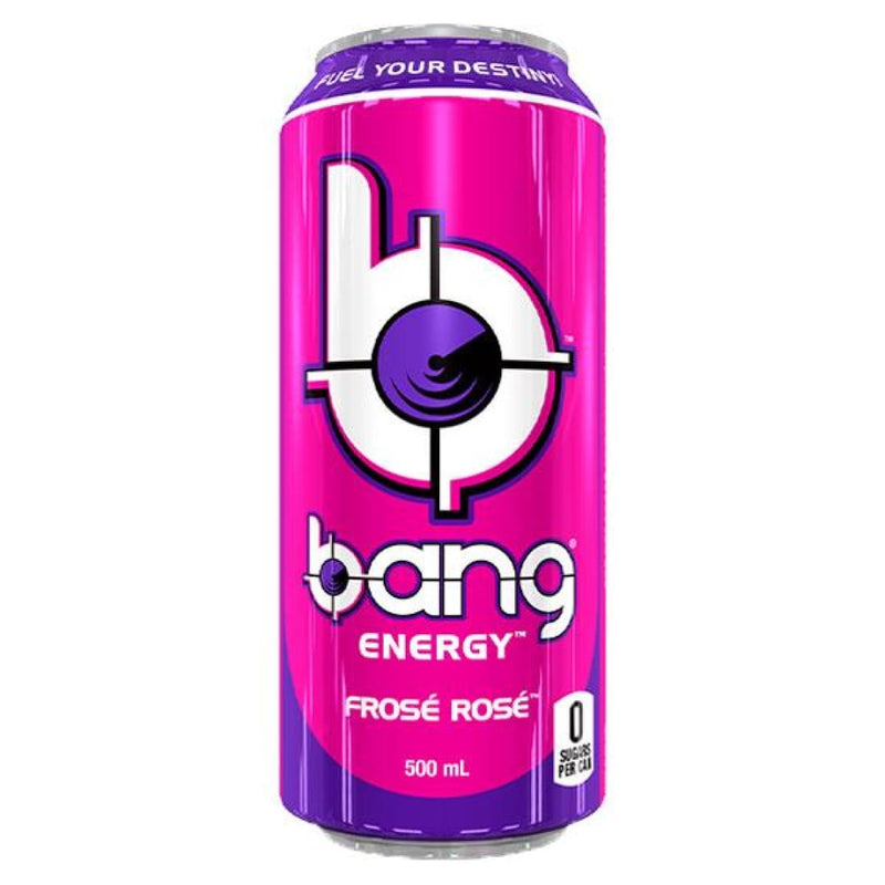 bang energy by vpx - frose rose