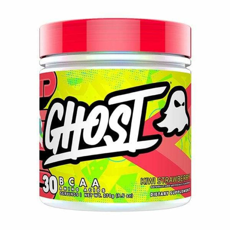 BCAA (Yellow Tub) by Ghost Lifestyle