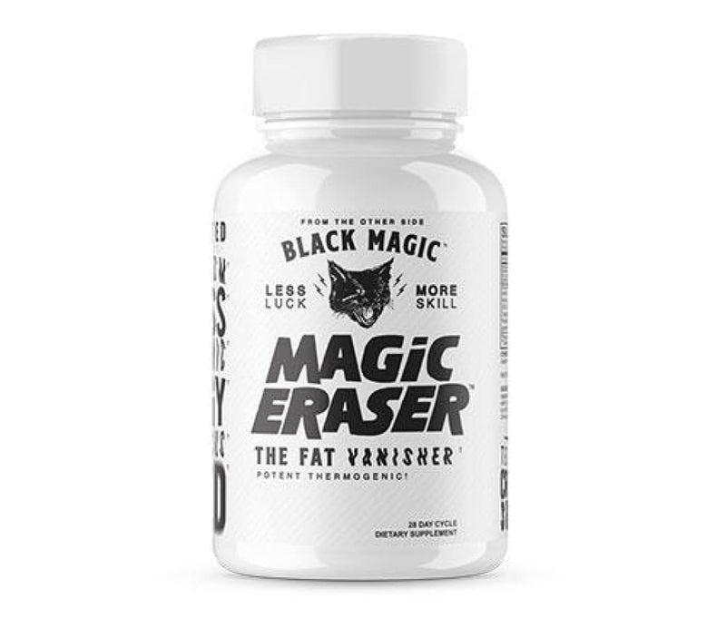 Black Magic Magic Eraser - Spartansuppz