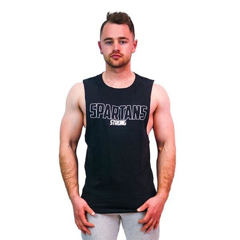 Spartans Blockout Baller - Black by Spartans Apparel