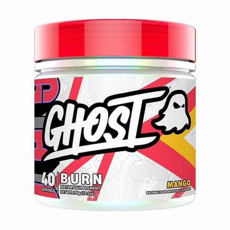 Burn by Ghost Lifestyle