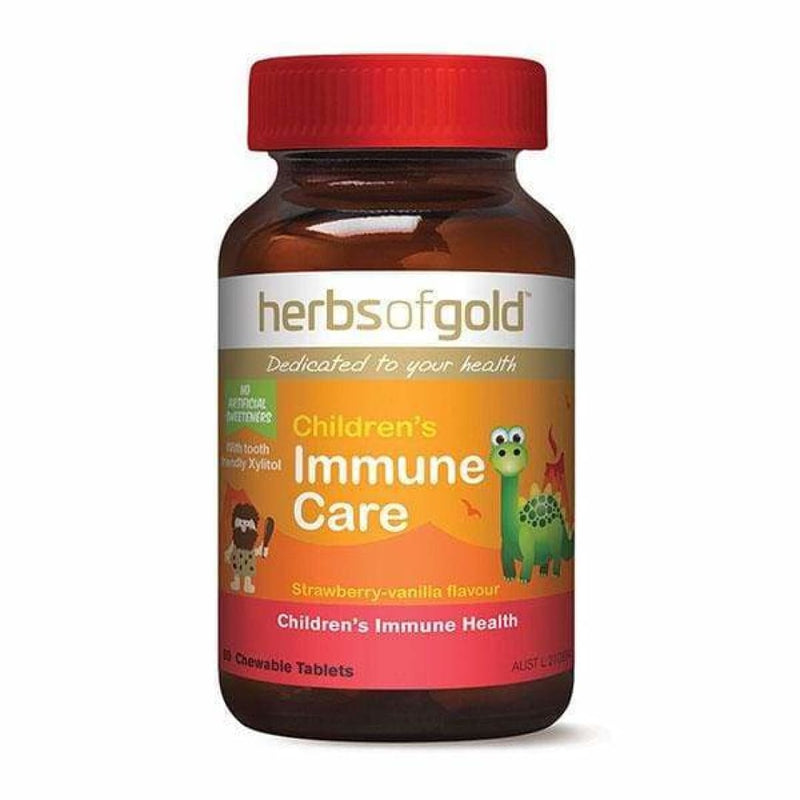 Childrens Immune Care by Herbs Of Gold - Spartansuppz