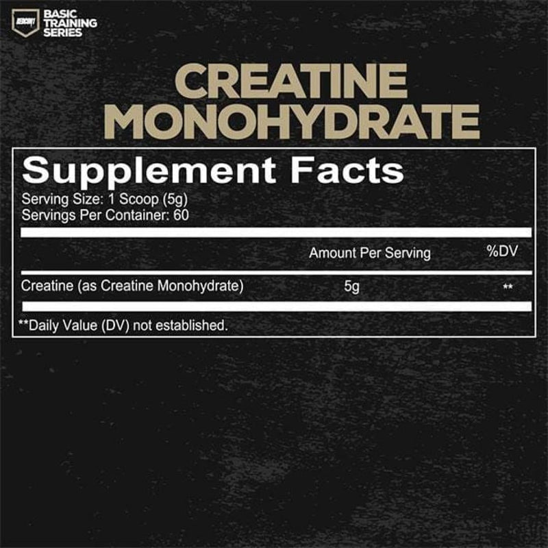Creatine Monohydrate by Redcon1