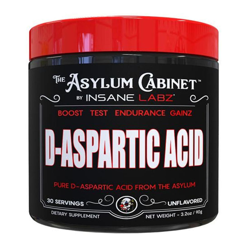 D-Aspartic Acid by Insane Labz