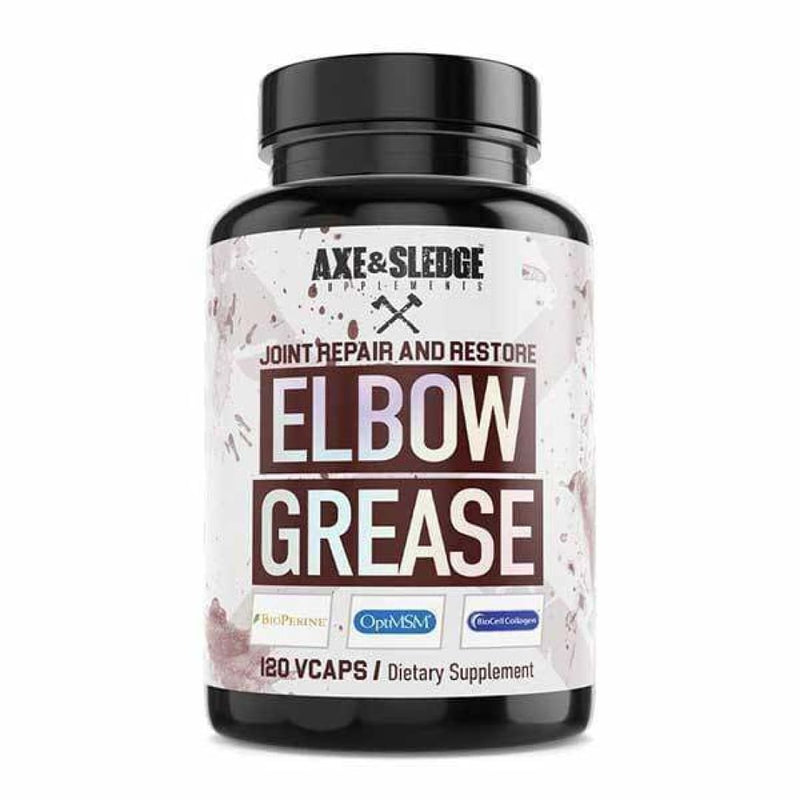 Axe & Sledge Elbow Grease - Spartansuppz