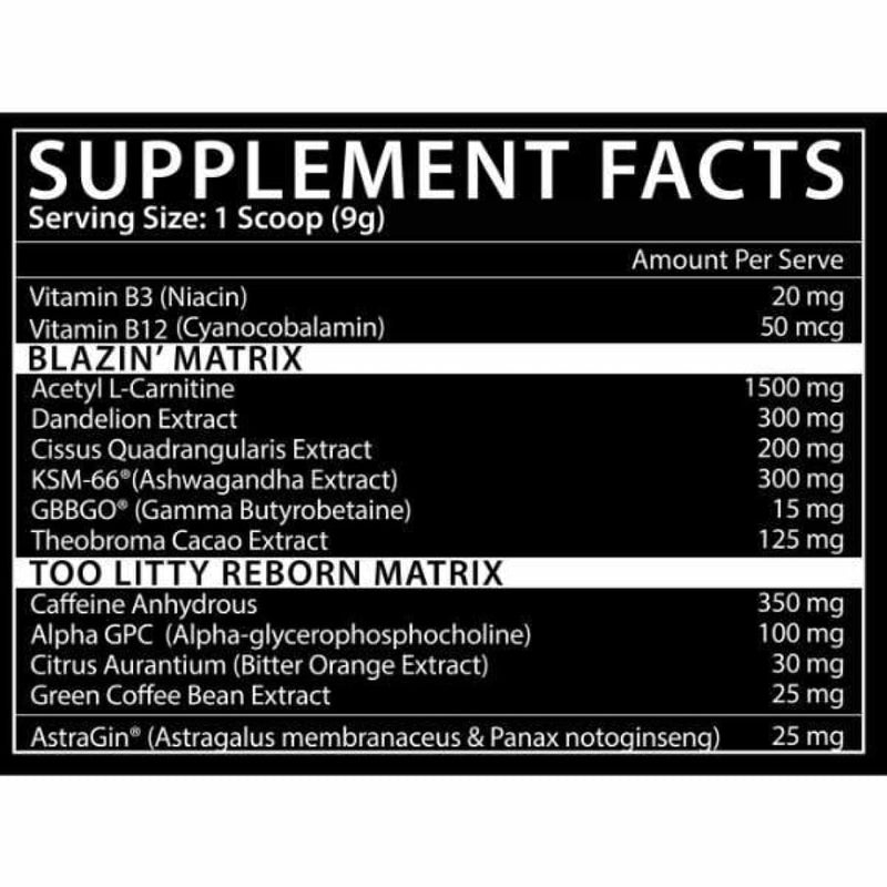 Inspired Nutraceuticals Ember - Spartansuppz