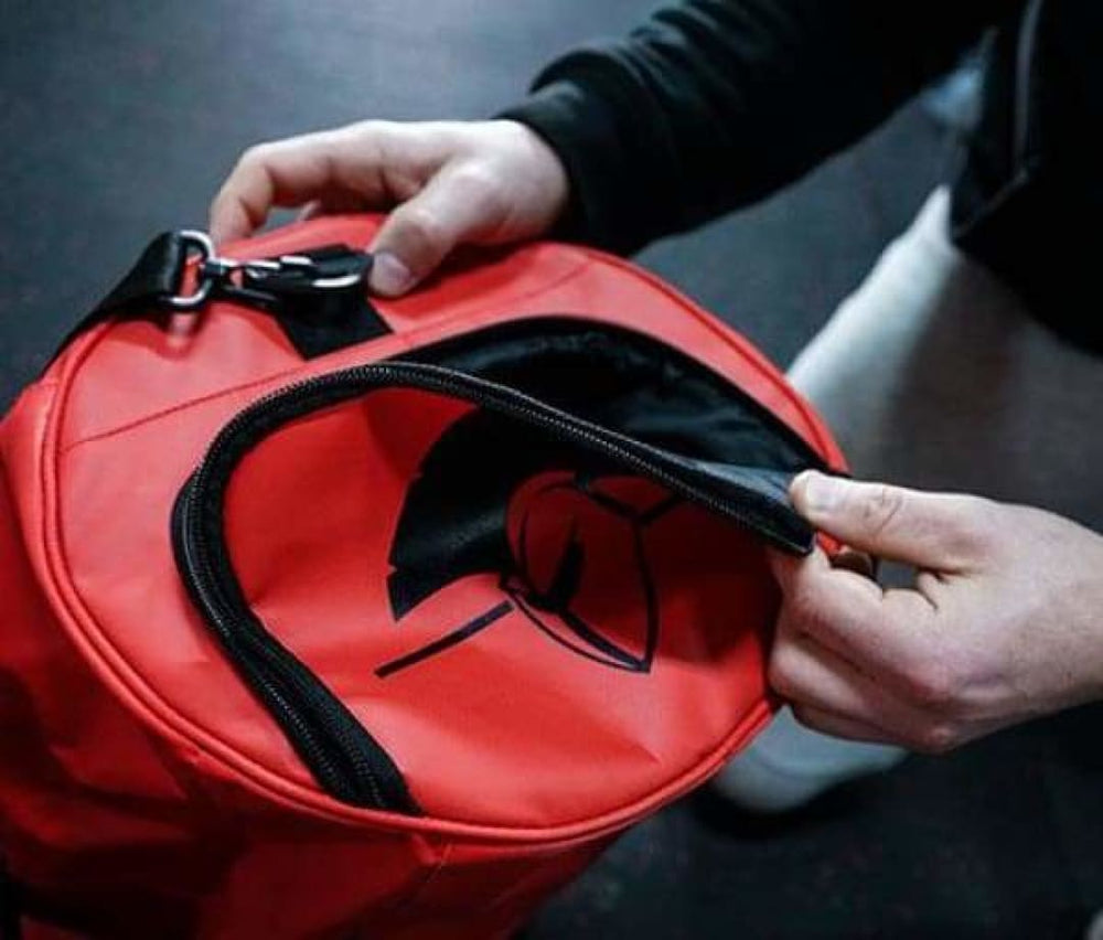 Load image into Gallery viewer, Spartans Deluxe Gym Bag - Spartansuppz