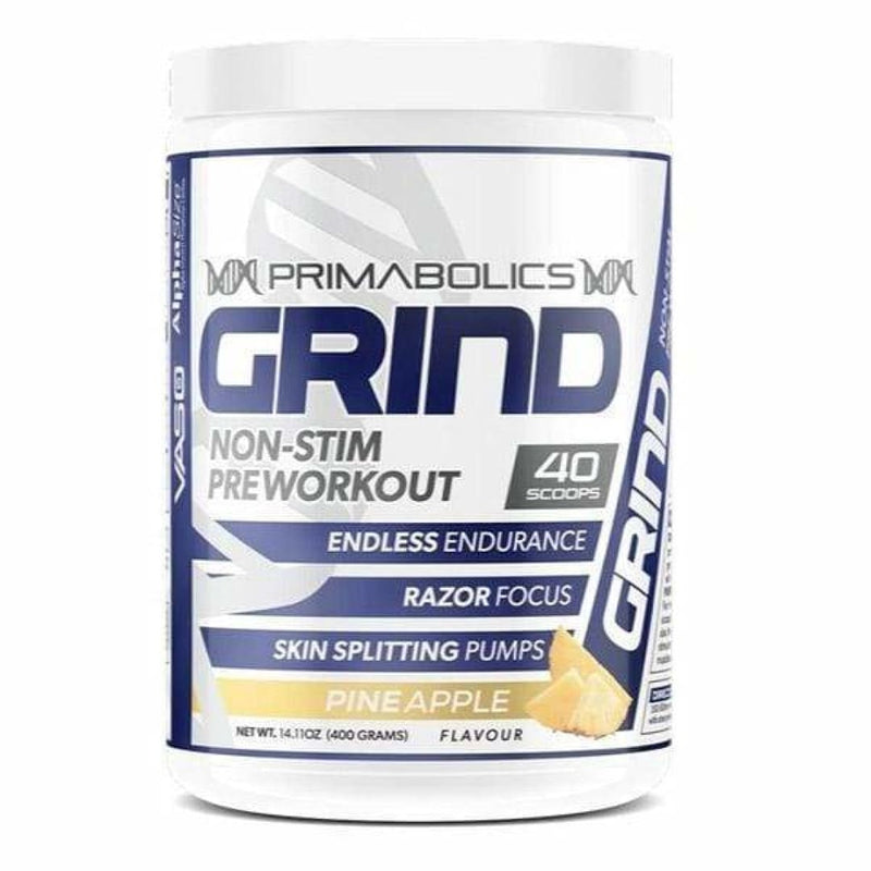 Grind by Primabolics | Pre Workout Supplement | Spartansuppz - Spartansuppz