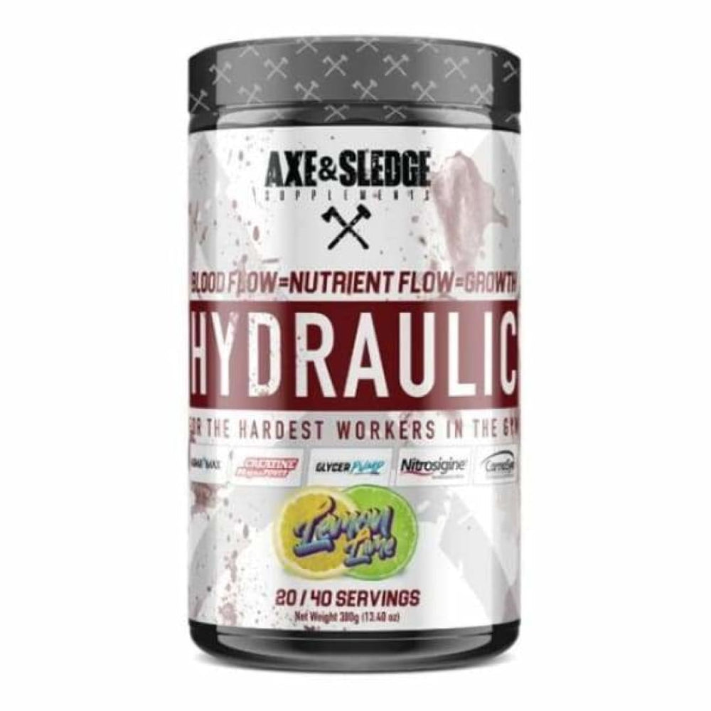 Axe & Sledge Hydraulic - Spartansuppz