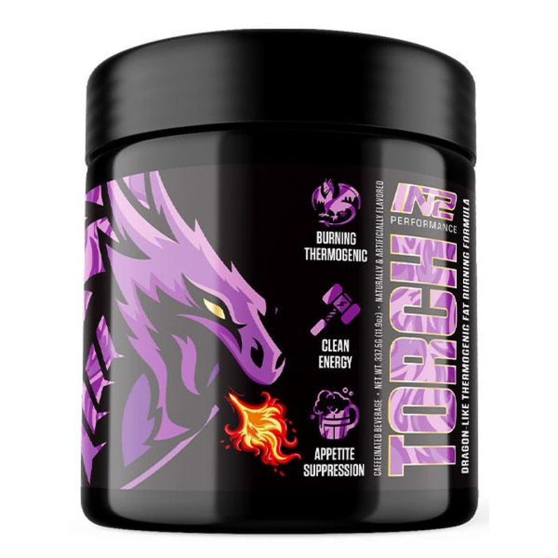 IN2 Performance Torch Fat Burner Purple Passion