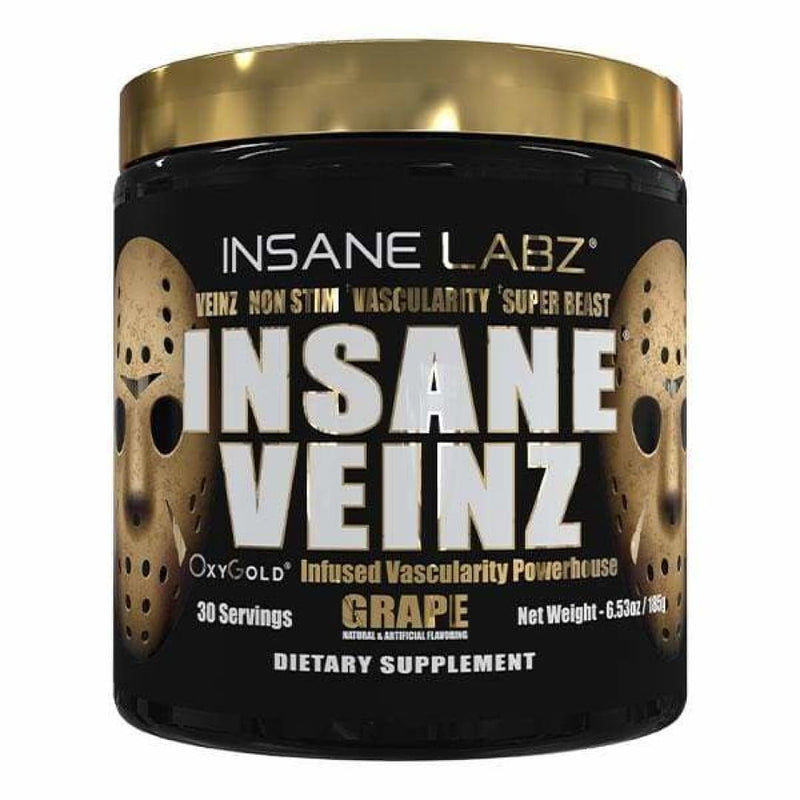 Insane Veinz Gold by Insane Labz
