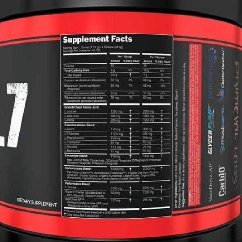 Primeval Labs Intracell7 Black - Spartansuppz