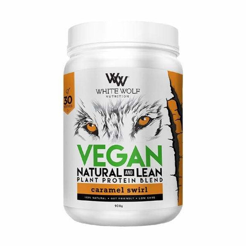 Lean Vegan Protein by White Wolf Nutrition