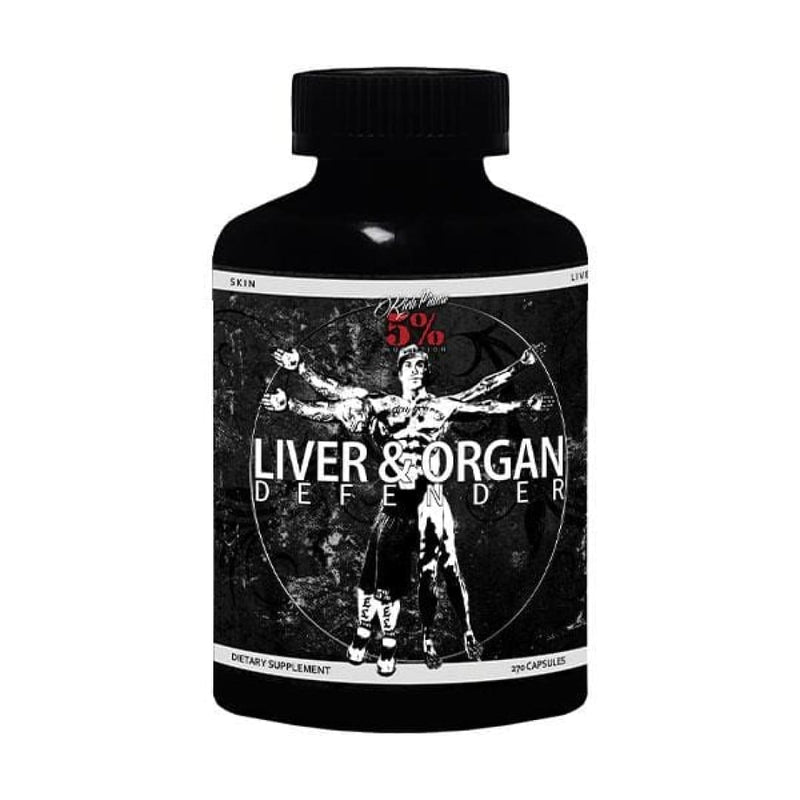 Liver and Organ Defender by 5 Percent Nutrition