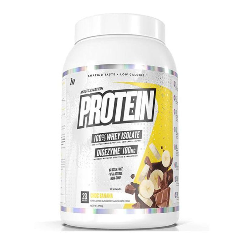 Protein by Muscle Nation