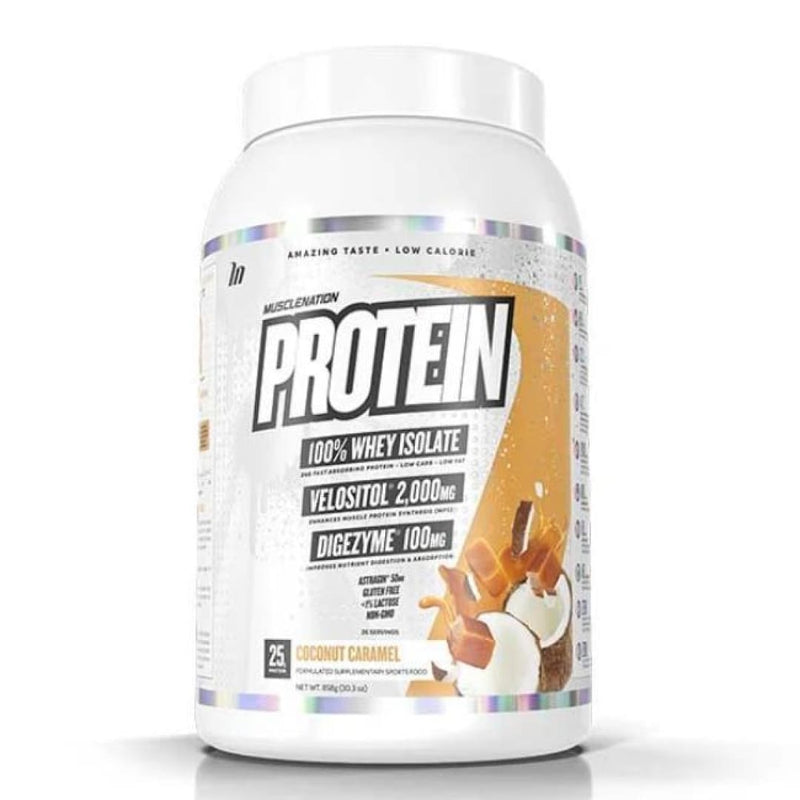 Protein by Muscle Nation - Spartansuppz