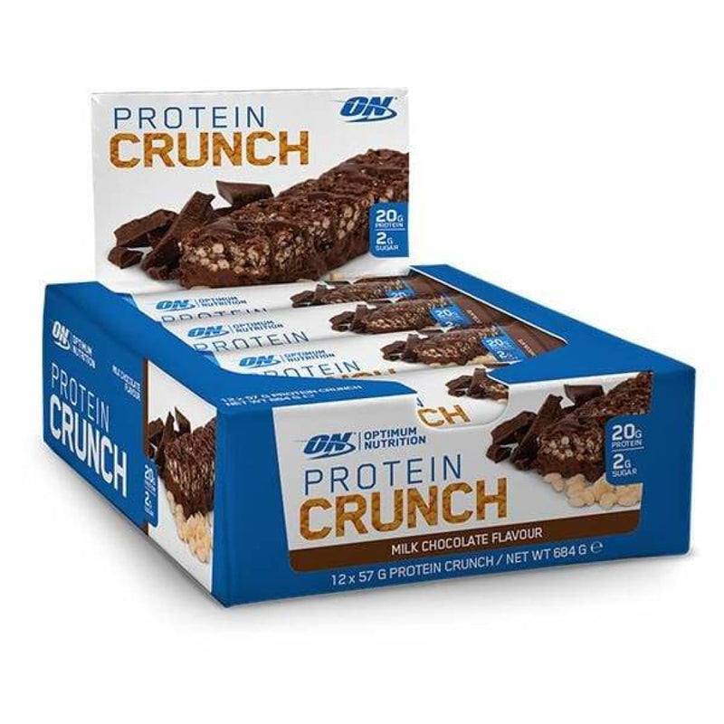Protein Crunch Bars by Optimum Nutrition