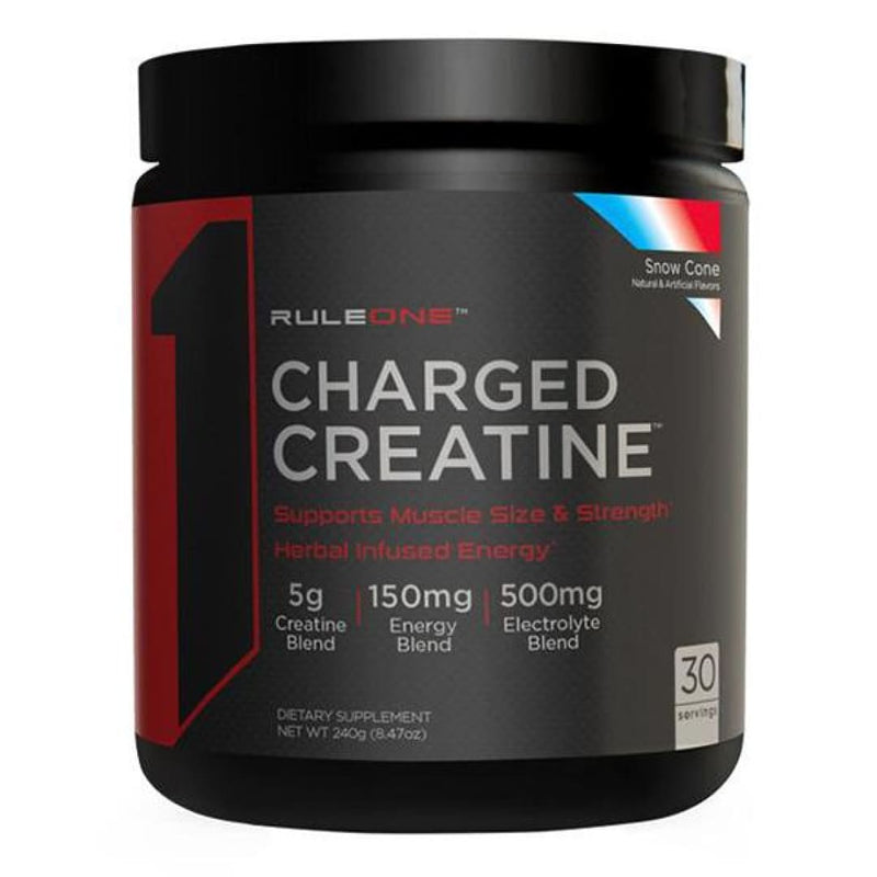 Charged Creatine by Rule 1
