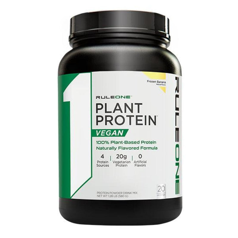 Plant Protein by Rule 1