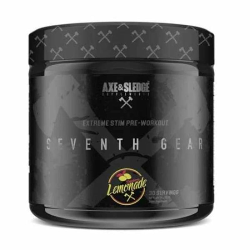 Axe & Sledge Seventh Gear - Spartansuppz