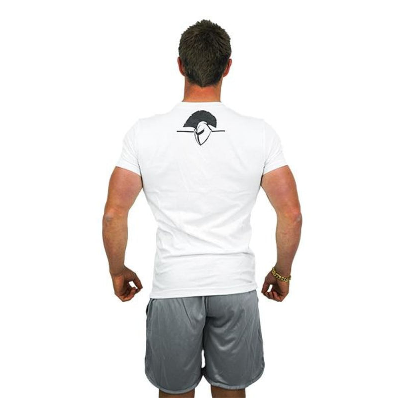 Spartans Blockout Tee by - Spartansuppz