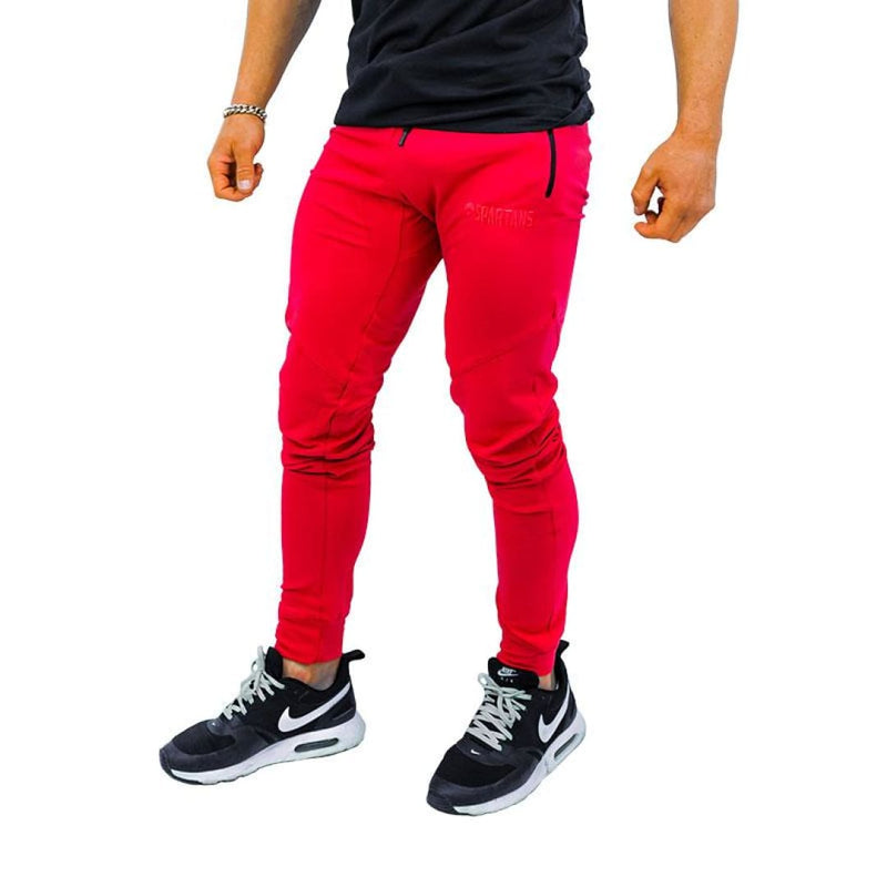 Spartans Joggers V2 - Boysenberry by Spartans Apparel