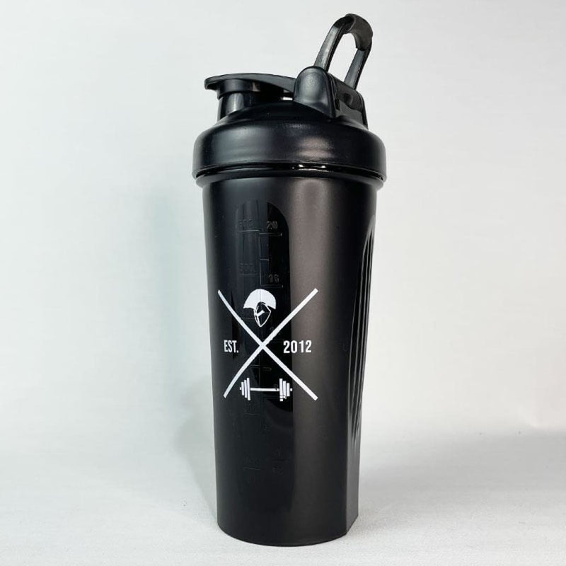 Spartans Black Performance Shaker Cup